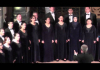 Fayha Choir,Libanon: Nanor / Musica Sacra International Tour 2014, Froidchapelle/Belgien